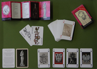 Photo of the card game