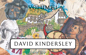 Photo of the cover of David Kindesley: The Boy