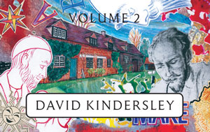 Photo of the cover of David Kindesley: The Man