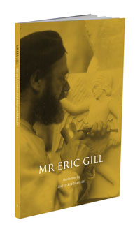 Image of the front cover of 'Mr Eric Gill'