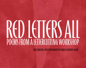 Photo of Red Letters All book