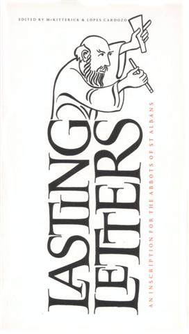 Image of the front cover of 'Lasting Letters'