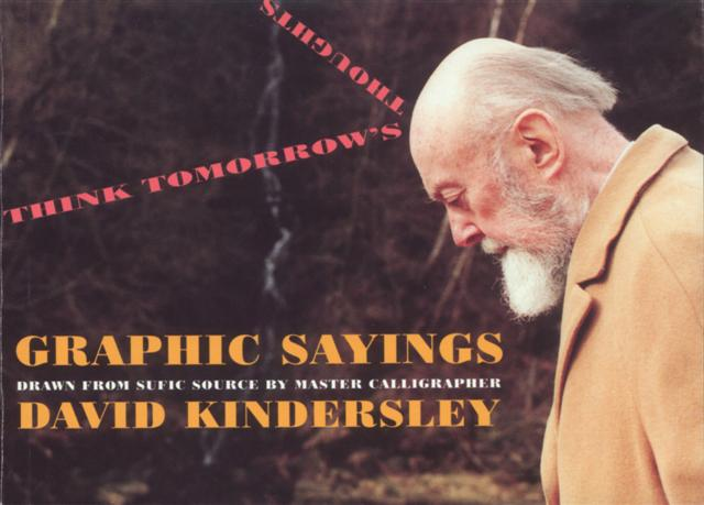 Image of the front cover of 'Graphic Sayings'