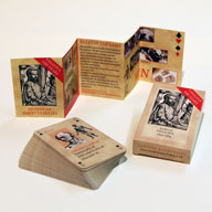 Vesalius anatomy card game